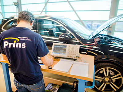 Prins Vacatures Automotive Engineers