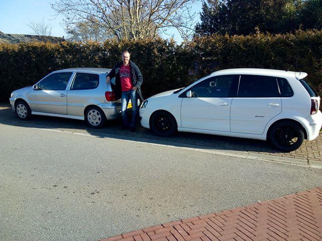 Folkert rijdt op LPG Autogas