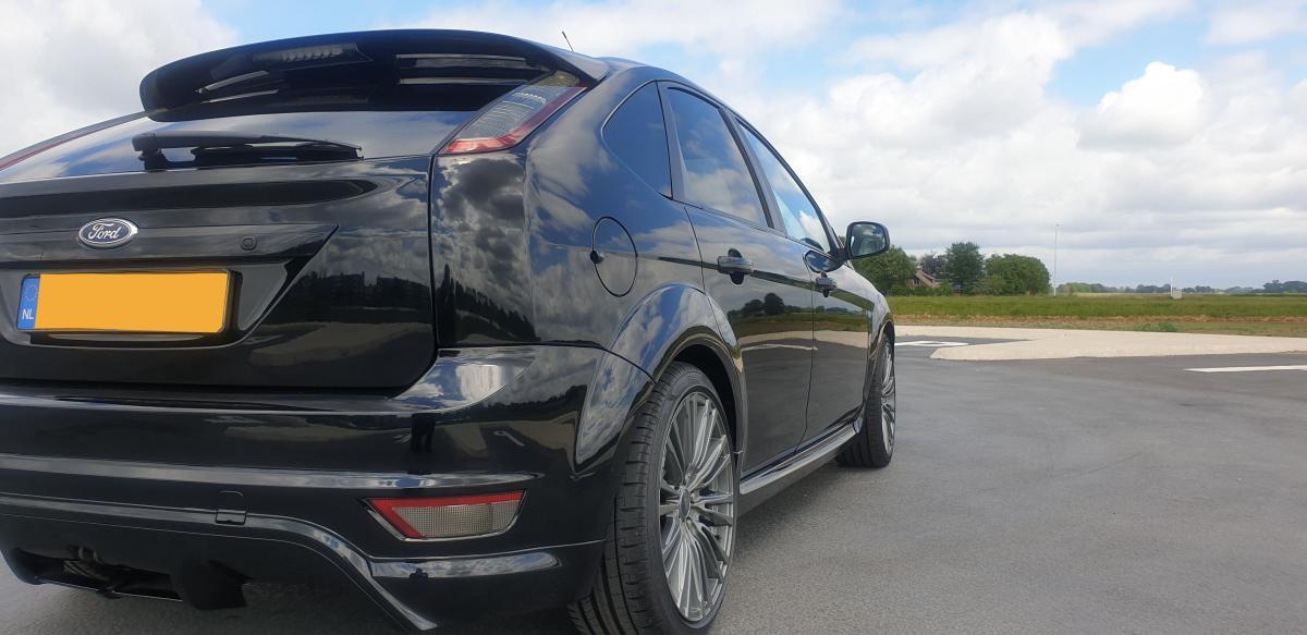 Ford Focus op LPG autogas