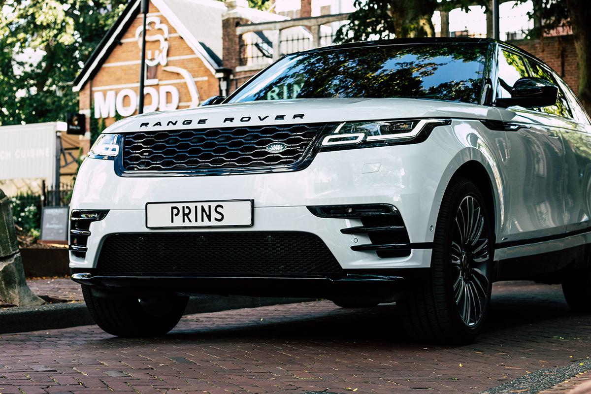 Range Rover Velar op LPG (Autogas)